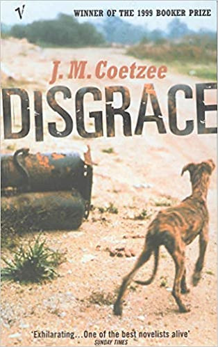 Disgrace| Coetzee