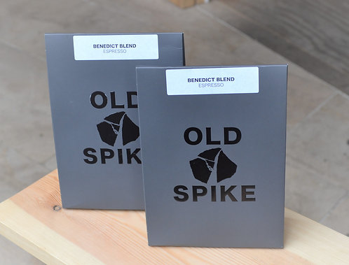 Old Spike Coffee Benedict Blend | 200g x 2