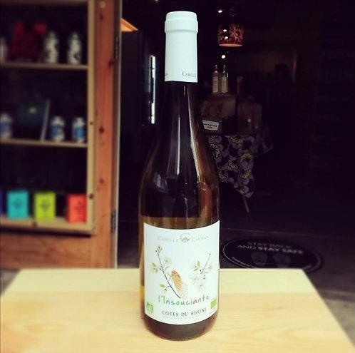 White  wine Côtes Du Rhone | Camille Cayran