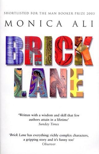 Brick Lane   M. Ali