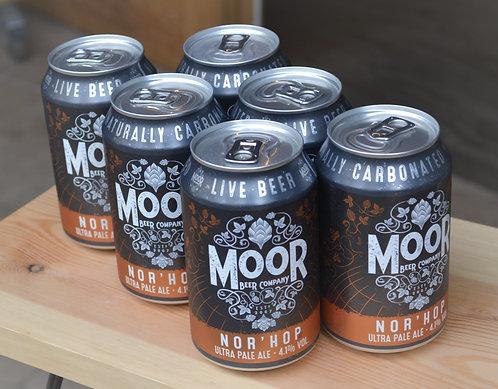 6 Pale Ale 4.1% | Moor