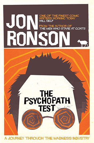 The Psychopath Test | Jon Ronson