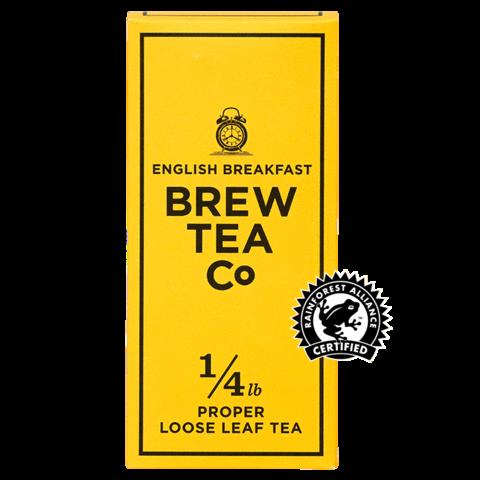 Loose leaf tea English Breakfast large