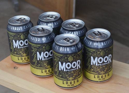 6 Lager | Moor