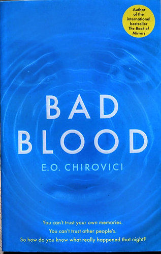 Bad Blood | E. O. Chirovici