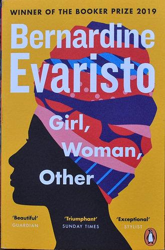 Girl, Woman, Other | Bernardine Evaristo