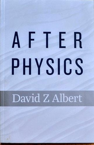 After Physics | David Z Albert