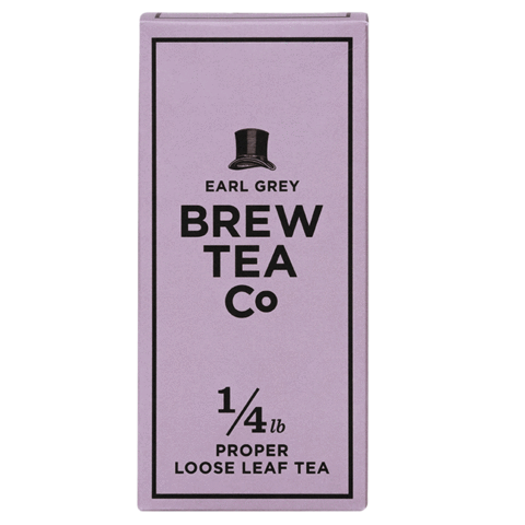 Earl grey loose leaf tea large