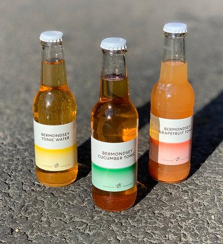 6 Bermondsey tonics