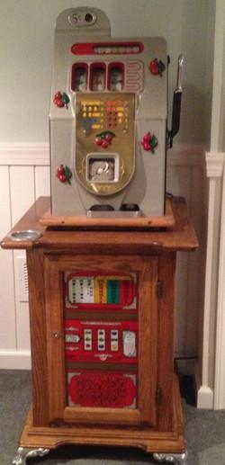 Slot Machine Stands