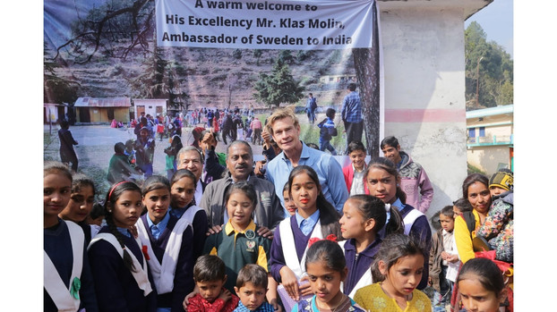 Earth Day Network x Sustainable Green Initiative | Manj Gaon, Tehri Garhwal, Uttarakhand (2020)