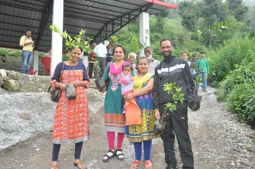 """We Care"", Hero MotoCorp, Chamasari, Dehradun (2017)"