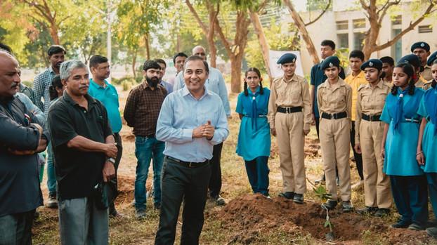 Praxair x Student Police Cadets | Koppal, Karnataka (2019)