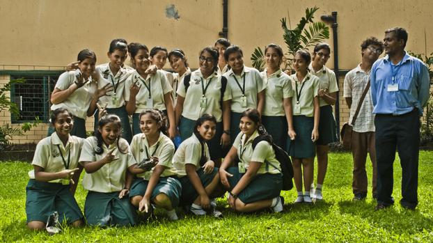 Pratt Memorial School, Kolkata (2013)