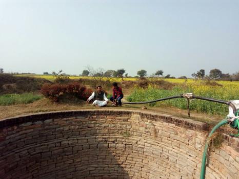 Pledge to plant a million fruit trees in drought prone Bundelkhand, follow up | Lalitpur, Uttar Pradesh (2017)
