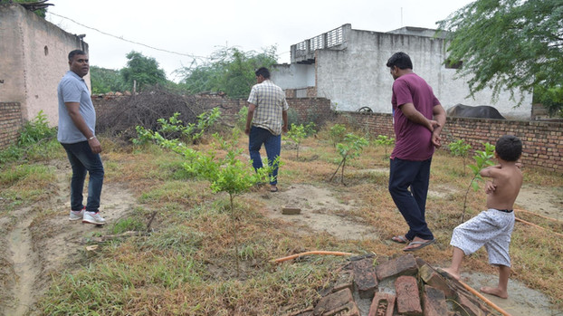 """We Care"" Hero MotoCorp CSR initiative x small farmers, Hathin | Palwal, Haryana (2019)"
