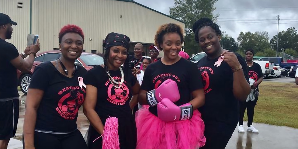 Annual Beat Out Breast Cancer Walk