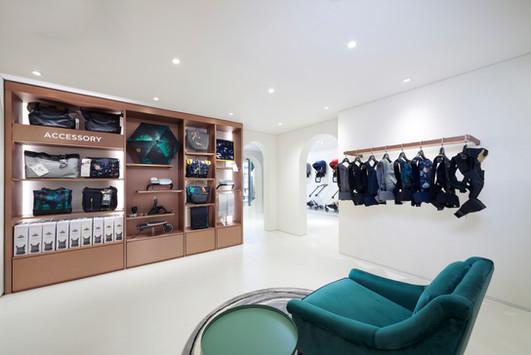 CYBEX showroom
