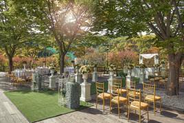 Elysian wedding hall