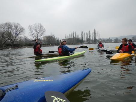 8 neue Paddle Level Assessoren