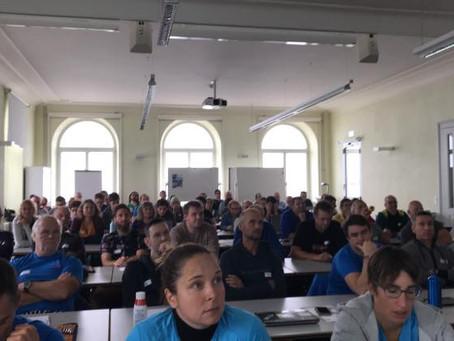 Grosser Erfolg für Paddle Level am ersten Swiss Canoe Forum in Magglingen