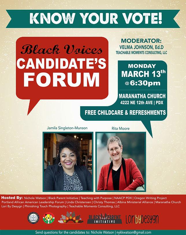 Black Voices Candidate's Forum Flyer.jpg