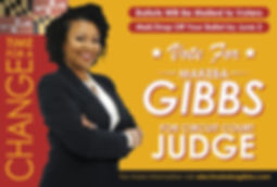 Revised 2020 Makeba Gibbs Judge Campaign