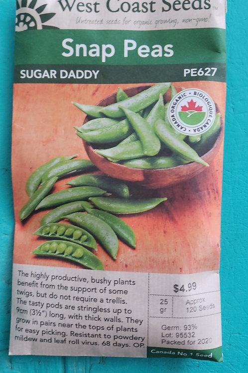 Sugar Daddy Peas