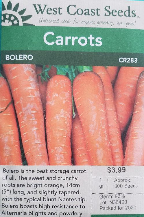 Bolero Carrots