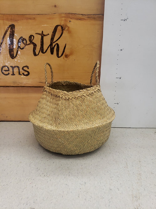11 inch hyacinth basket