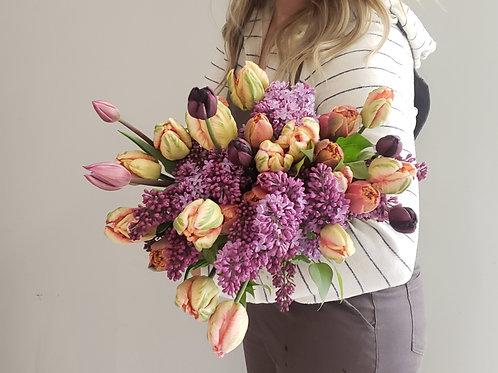 Biweekly Flower Bouquet Subscription (June-September)