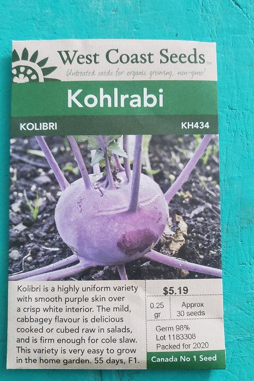 Kolibri Kohlrabi