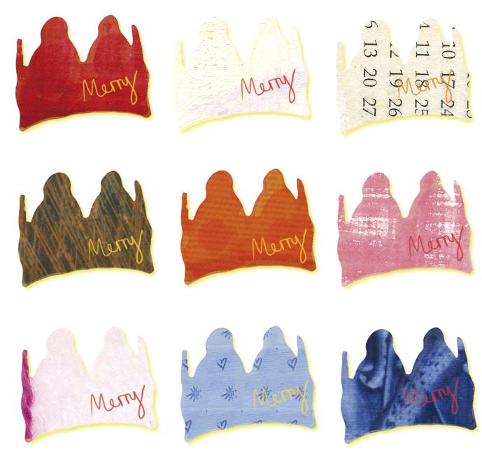 Merry Merry Merry Hats