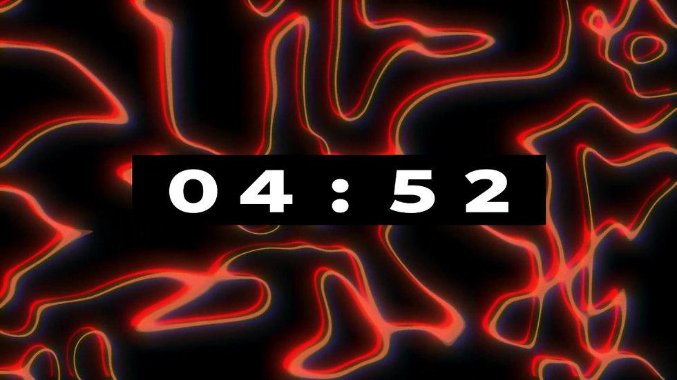 TURBULENT COUNTDOWN