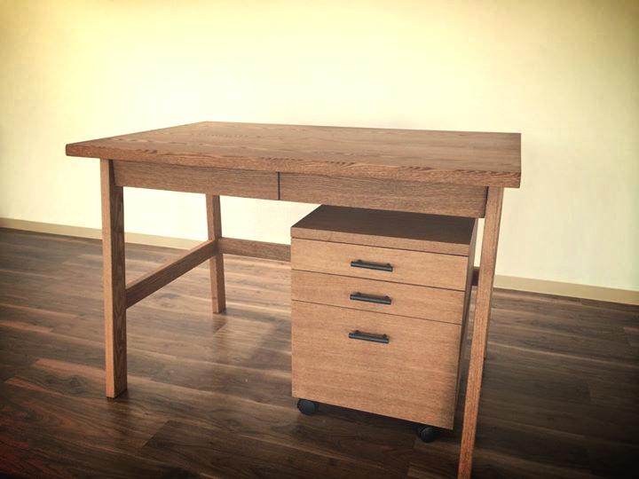 家具屋さんが作るきのこいす