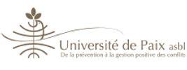 Université de Paix - complet - format si