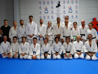 Groupe jujitsu 2018-2019