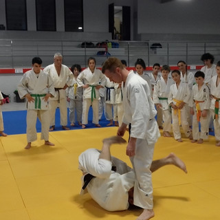 Stages jujitsu et newaza à Orthez