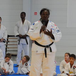 Journée olympique à Orthez