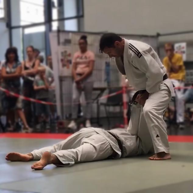 Jujitsu-Forum des sports 2018