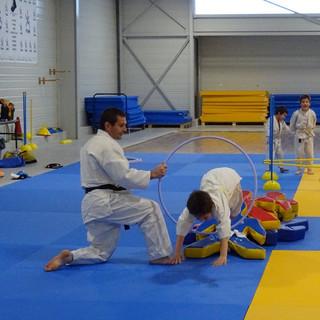 Cours d'Eveil judo