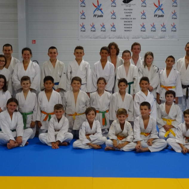 Judo-Benjamins-Minimes 2018-2019