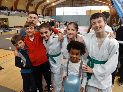 Championnats départementaux minimes et cadets