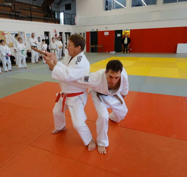 Jujitsu-2018-12-15-stage et open départemental à Anglet