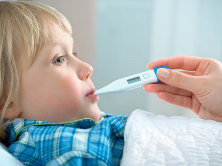Fever phobias: getting to grips with kids and high temperatures