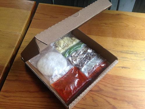 Veggie Lovers NY Pizza Kit (26 cm)