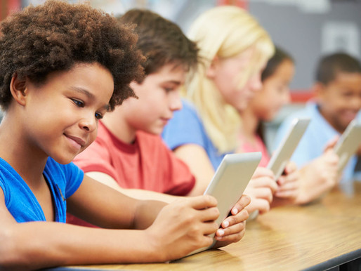 Tela Quente: tablets e smartphones estão iluminando um novo caminho para a educação