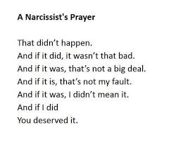 Narcissistic Personality Disorder: Part I