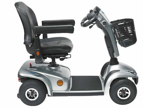 Invacare Leo 4mph mobility Scooter, Silver, Red, Blue available