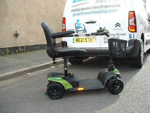 Invacare Colibri 4mph mobility scooter,